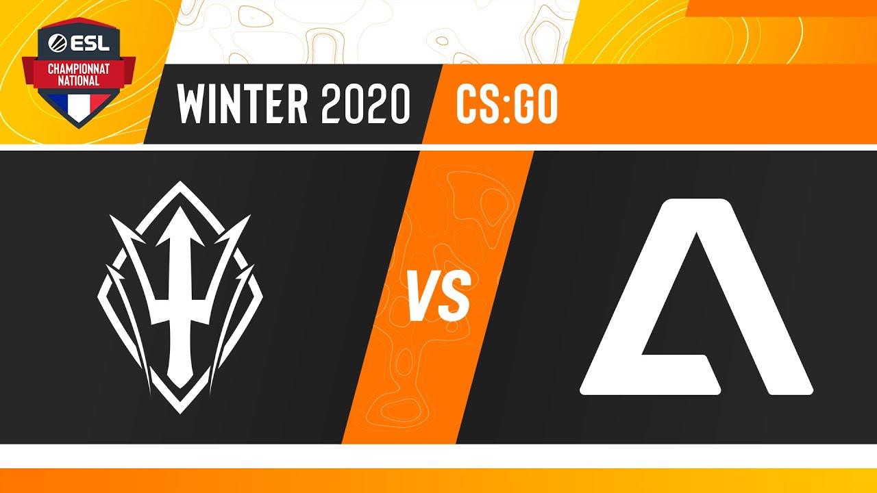 CS:GO - APOLOGIS Esport vs Alltech Esports - Inferno - ECN Winter 2020