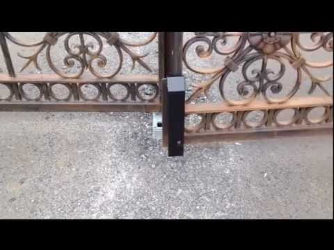 Electric Drop Bolt - Automatic Gate Security - Global Access
