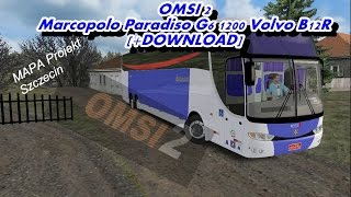 OMSI 2 - Marcopolo Paradiso G6 1200 Volvo B12R [+DOWNLOAD SKIN]