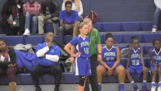 Frink Middle School Girls Basketball 8th Grade