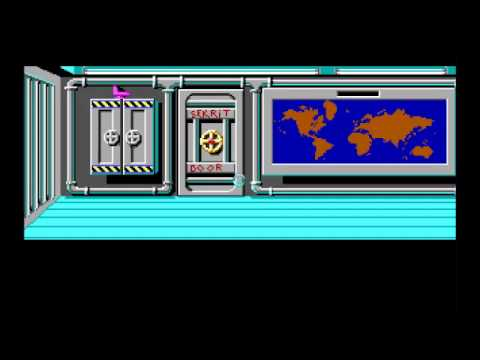 Zak McKracken and the Alien Mindbenders [RetroGame Walkthrough]