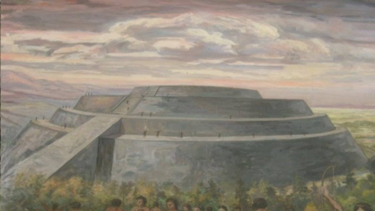 Tajemnica Niezwykłej Piramidy w Cuicuilco