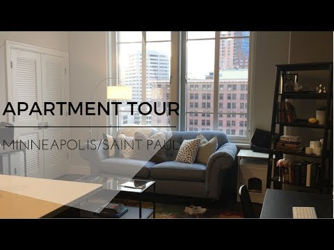 Minneapolis/St. Paul LUXURY CITY APARTMENT TOUR