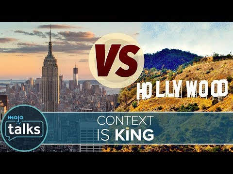 Los Angeles vs New York Business Cultures - MojoTalks (Context Is King)
