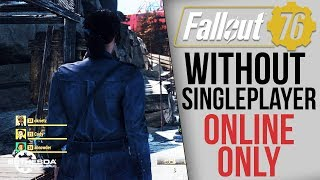 Fallout 76 Will NOT HAVE SINGLE-PLAYER - Todd Howard Interview Recap