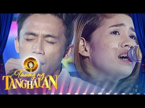 Tawag ng Tanghalan: Jan Michael Narag vs. Fatima Valenzona