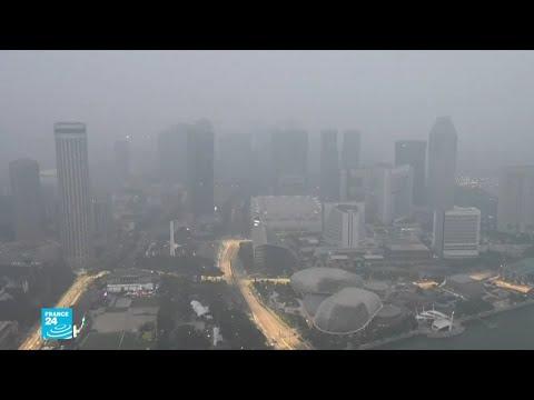 ضباب سام يغطي جنوب شرق آسيا..والسبب؟  - نشر قبل 2 ساعة