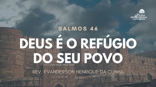 Culto 23/08/2020 - Deus é o Refúgio Do Seu Povo