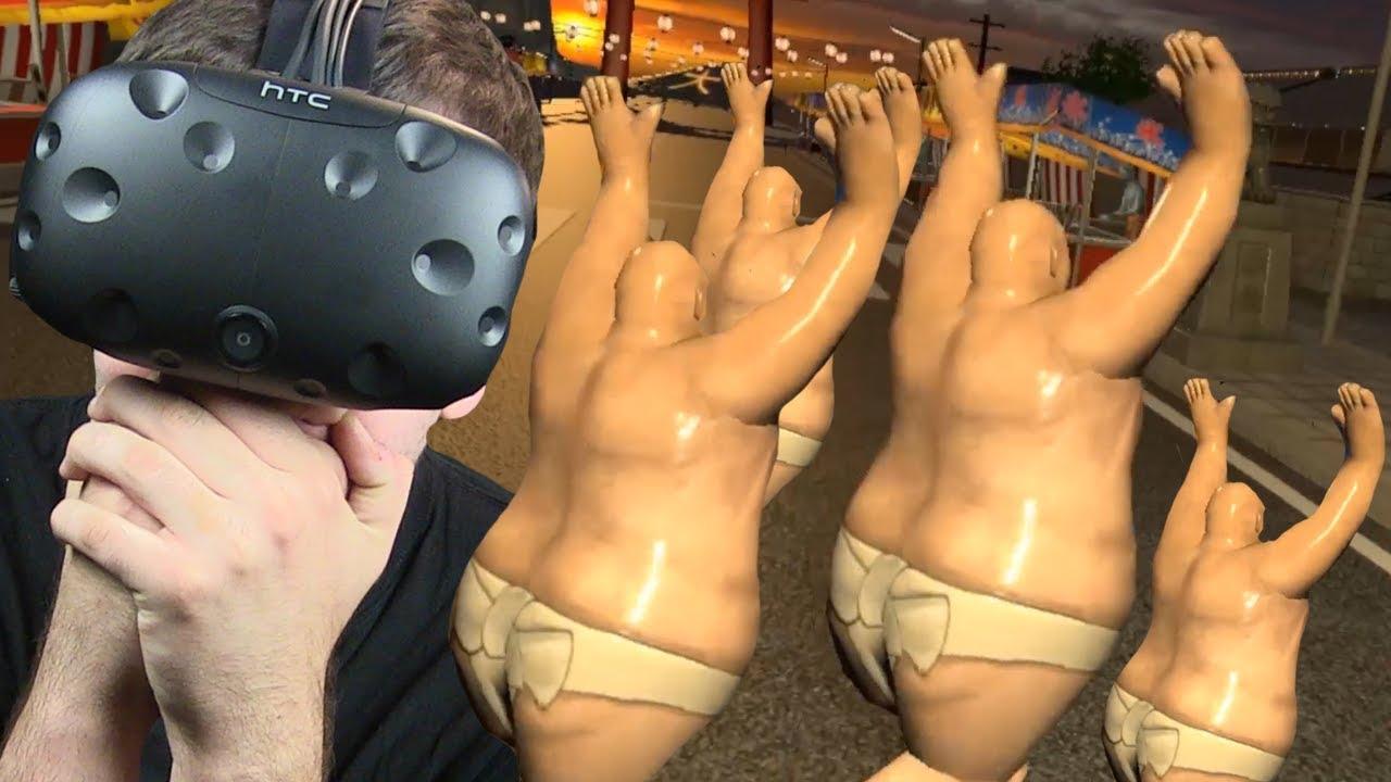 ATAK GRUBASÓW – Dead Hungry #4 (HTC VIVE VR)