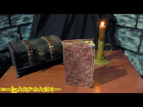 How To Create A Larp Journal or Spell Book Cheap And Easy