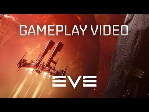 EVE Online - Official Gameplay Trailer - Play Free!