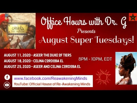 Aseer The Duke of Tiers - Office Hours With Dr. G