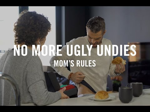 No More Ugly Underwear - Mom's Rules