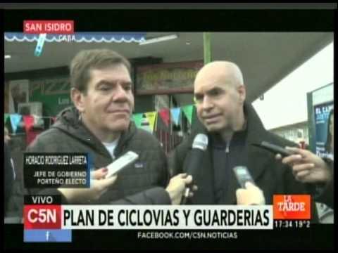 C5N - Mas Noticias en La Tarde 3-08-2015
