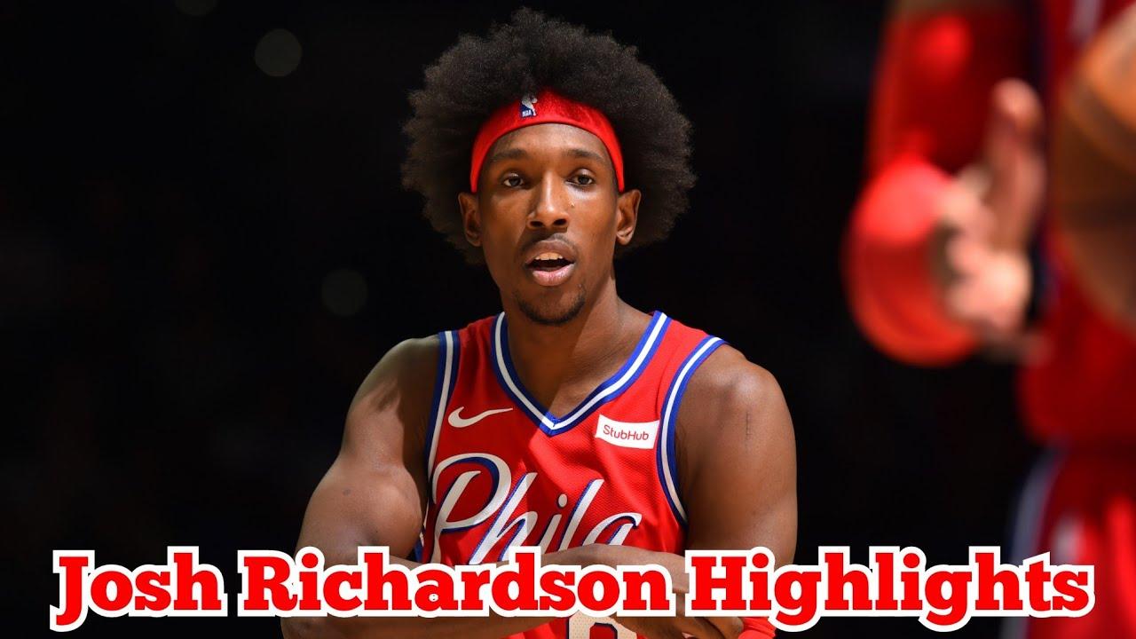 Josh Richardson Highlights - YouTube