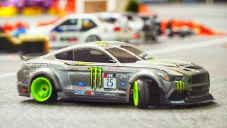 RC DRIFT CAR RACE MODELS IN DETAIL AND MOTION! SCALE 1:10 DRIFT CARS