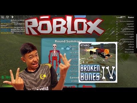 I Try To Get Multiple Fracture In Broken Bones IV (ROBLOX)