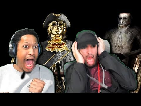 3 RANDOM HORROR GAMES WITH PG #2 (Banyan Edition)