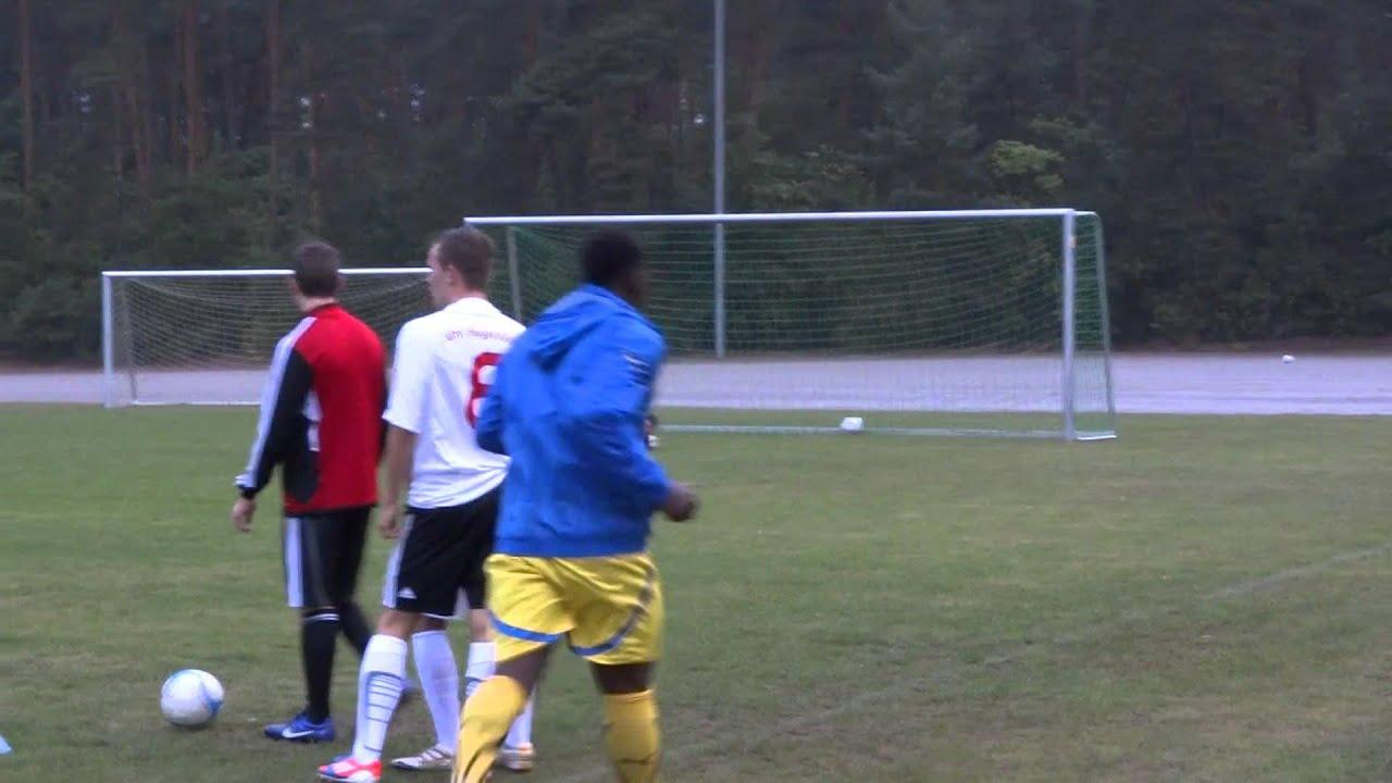 International Soccer School In Germany Ifx Soccer Sc Feucht U19 Training Session