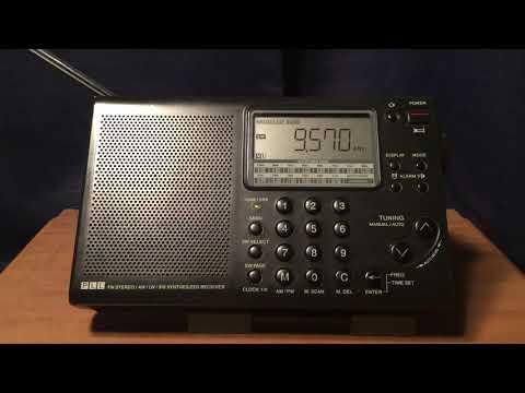 China Radio International (9570 KHz)
