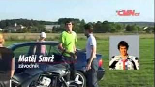 testovanie brzd na motorkach s a bez ABS