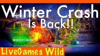 Winter Crash Is Back!! MWR Holiday Map | Better Than Winter Carentan? thumbnail