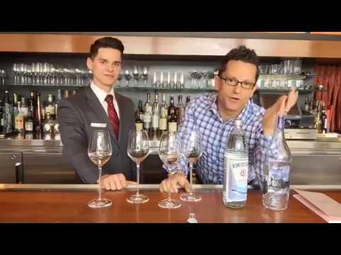 The Water Test With Martin Riese & Chance Sanchez Episode 2  Gerolsteiner Vs Amundum