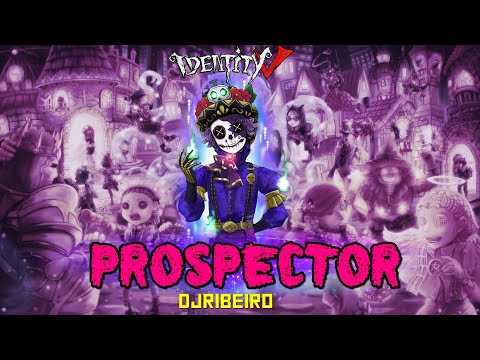 Identity V - Prospector vs Dream Witch / Wu Chang