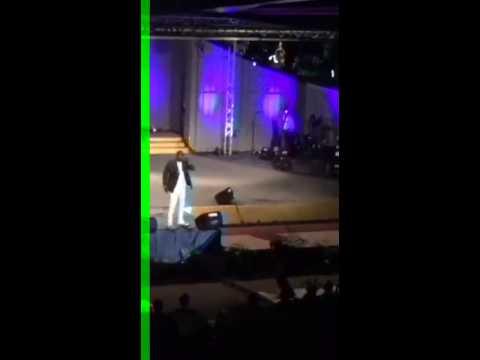 Poison Mobutu performance à Kinshasa au Bilily Award