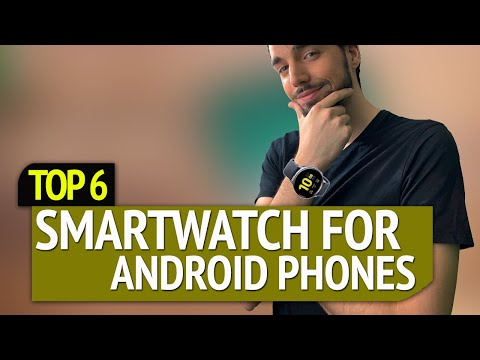 BEST SMARTWATCH FOR ANDROID PHONES! (2020)