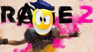 RAGE 2 : Playthrough - Gameplay Part 1 (PS4)