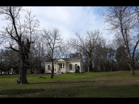 Visiting Historic Washington State Park, Museum in Washington, Arkansas, United States