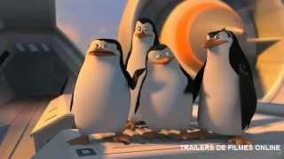 Os Pinguins de Madagascar (The Penguins of Madagascar) - Trailer Dublado HD