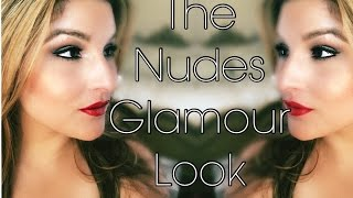 The Nudes Glamour Look Thumbnail