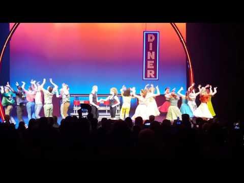 Grease de Musical 26 maart nieuwe Luxor Theater Rotterdam slotaplaus