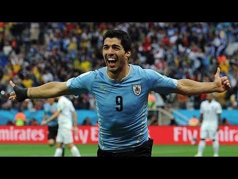 Costa Rica vs England, Italy vs Uruguay, Japan vs Colombia, Greece vs Ivory Coast | World Cup Show