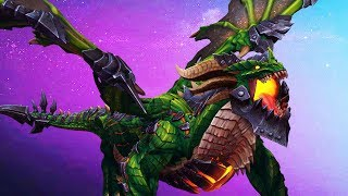 I Played Deathwing For A Week | Heroes of the Storm Gameplay