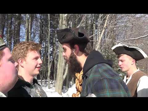 2018 Pembroke Academy Senior Winter Carnival Skit - BLOOPERS
