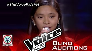 "The Voice Kids Philippines 2015 Blind Audition: ""That"
