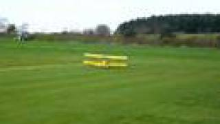 Tiger Moth (Flair Kit) not a bad landing