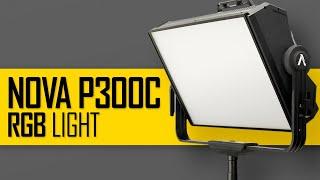 Aputure Nova P300C LED RGBWW Light