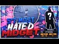 5'7 MOST HATED MIDGET BREAKS NBA 2K18! THIS CHEESY BUILD GAVE ME A HEART ATTACK!