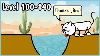 Hello Cats (level 100-140) 3 Star Gameplay