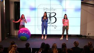 "Brooklyn and Bailey ""Pajama Party"" LIVEstream"