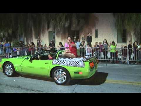2015 New Port Richey Christmas Parade