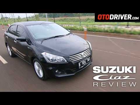 Suzuki Ciaz 2016 Review Indonesia | OtoDriver