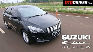 Suzuki Ciaz 2016 Review Indonesia | OtoDriver(, 2016-06-19T05:00:00.000Z)