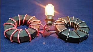 Free Energy Generator 2 Magnet Coil 100% Real New Technology New Idea