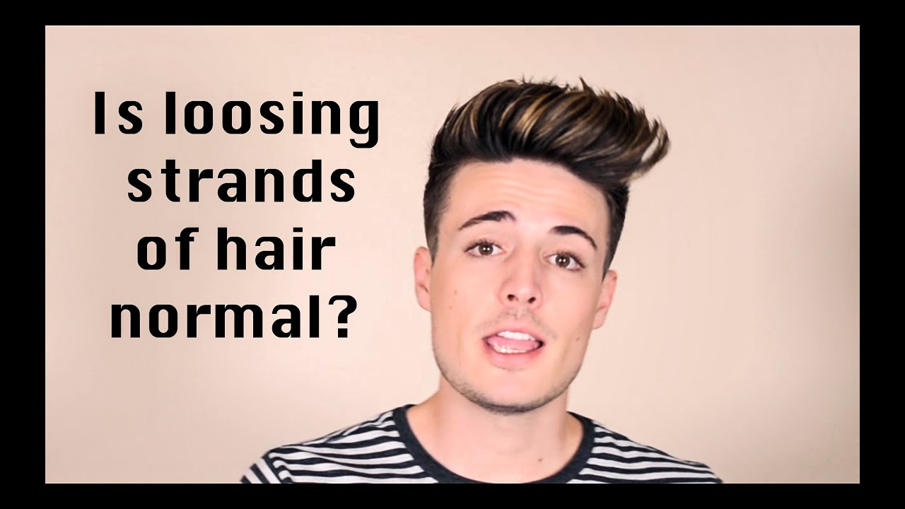 Is Losing Hair Strands Normal?