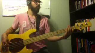 Jaco Pastorius - Soul Intro / The Chicken (Bass Cover)